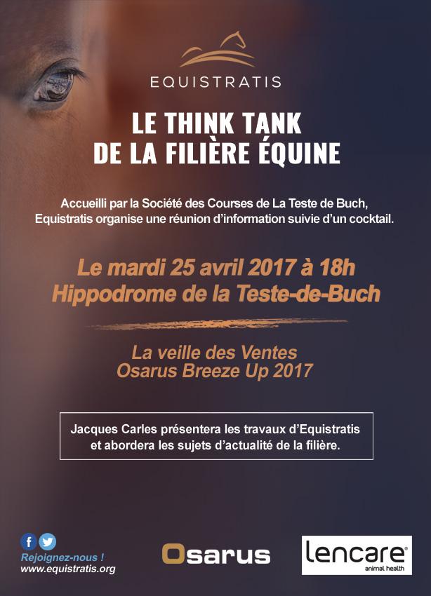 Hippodrome la Teste-de-Buch, mardi 25 avril, réunion d\'information