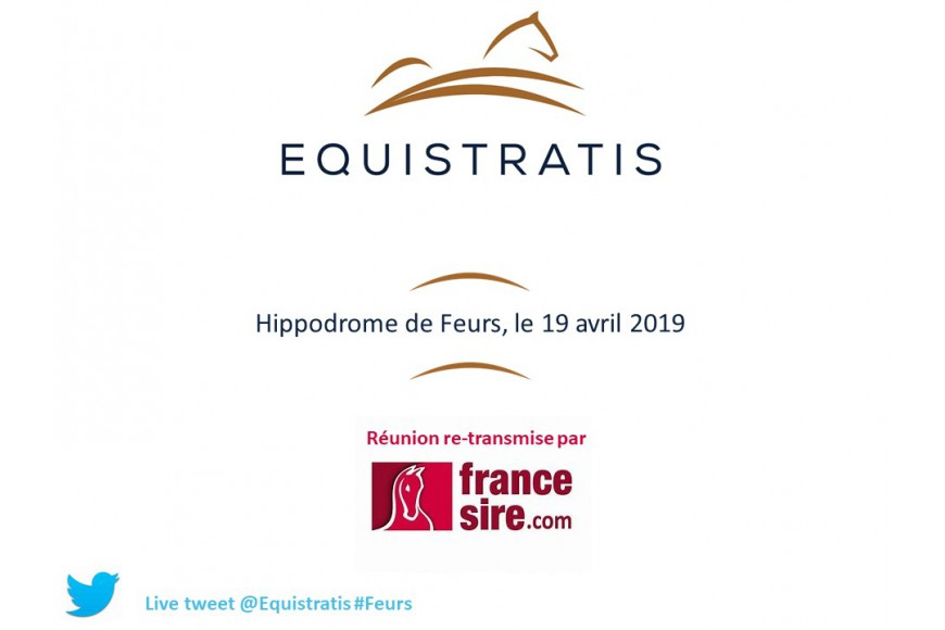 CONFERENCE EQUISTRATIS FEURS 19 avril 2019