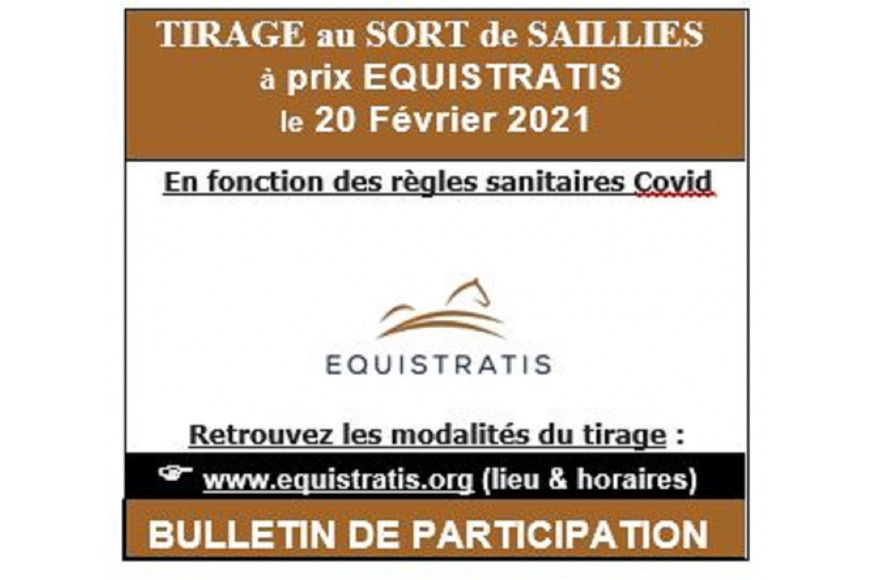 Tirage au sort de Saillies
